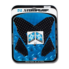 Stompgrip BMW F 800 GS / Adventure 2013-2014 ZWART