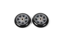 Lightech  wielen met rubber loopvlak voor Lightech paddockstands