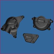 GB Racing 3-delig Set Motorblok Covers / Yamaha R6 '06-18 / R1 '09-14