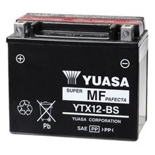 YUASA YTX12-BS / Yamaha