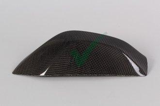 Carbon tank-protectie Ducati