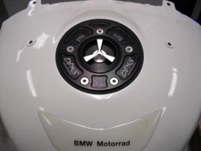 DPNS race-tankdop met snelsluiting / BMW