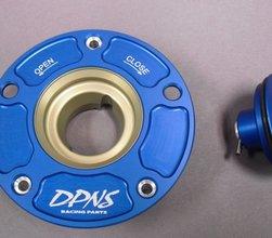 DPNS race-tankdop met snelsluiting / BMW S1000RR 09-14