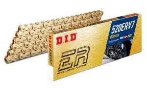 DID 520-ERV-7 ketting / 120 schakels