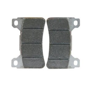 SBS Dual Carbon remblokken front (DC) / Honda