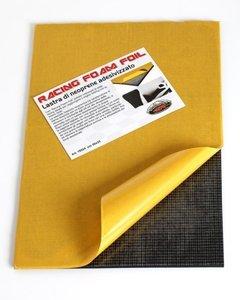 Neopreen foam +/- 50x35x1cm / universeel / zelfklevend